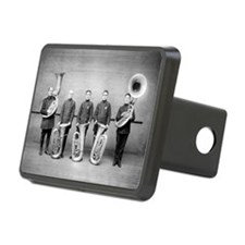 Police Band Tuba Players Hitch Cover
