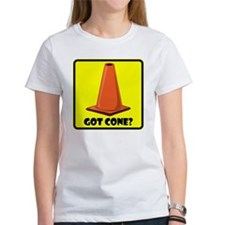 sign-got-cone-1-ylw Tee
