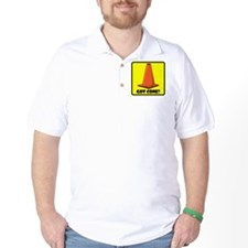 sign-got-cone-1-ylw T-Shirt