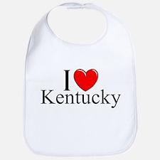 """""""I Love Kentucky"""" Bib"""