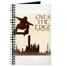 Over The Edge Sk8Ter Journal