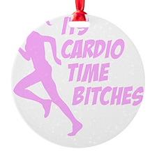 cardio-time Ornament