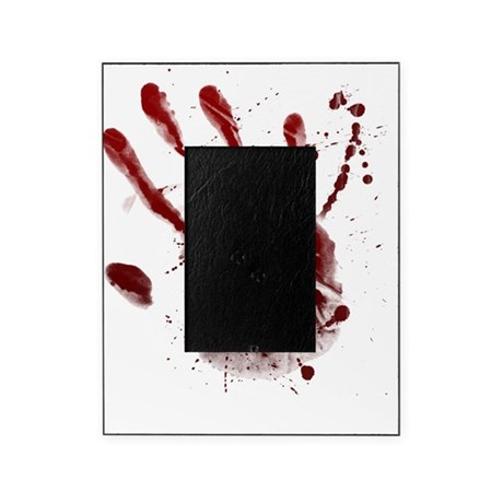 bloody-hand Picture Frame