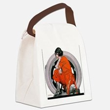 UNTITLED (32) Canvas Lunch Bag