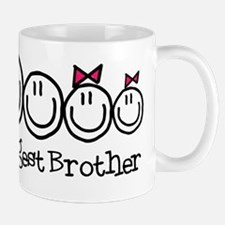 Biggest Bro of Four Mug