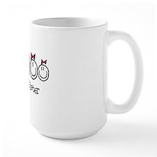 Baby Sister of Four Mug