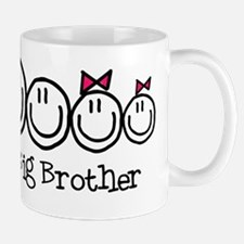 Big Bro of Four Mug