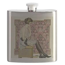 HOLEPROOF HOSIERY, 1921 Flask