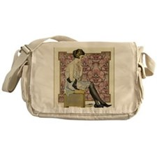 HOLEPROOF HOSIERY, 1921 Messenger Bag