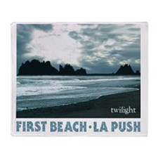Twilight La Push Throw Blanket