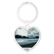 Twilight La Push Heart Keychain
