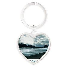 Twilight La Push Heart Keychain