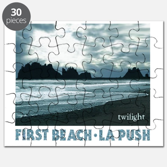 Twilight La Push Puzzle