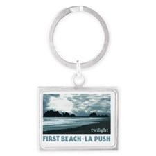 Twilight La Push Landscape Keychain
