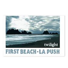 Twilight La Push Postcards (Package of 8)