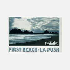 Twilight La Push Rectangle Magnet