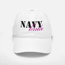 navy_bride Baseball Baseball Cap