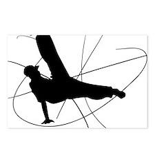 Breakdance Flow Postcards (Package of 8)