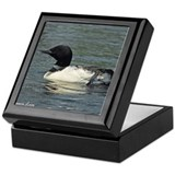 Loon Keepsake Boxes