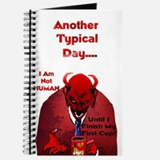 Caffeine Davil Journal