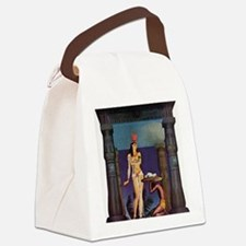 UNTITLED (18) Canvas Lunch Bag