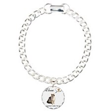 Hannukah Dreidel Cat Bracelet
