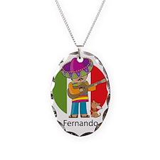 little mexico Necklace