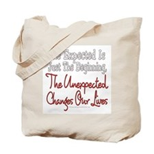 Unexpected Tote Bag