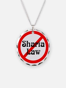 no-sharia-law Necklace