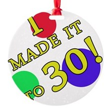 MadeIt_30 Ornament
