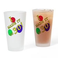 MadeIt_30 Drinking Glass