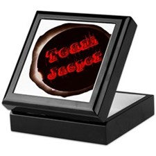 TeamJasper Keepsake Box