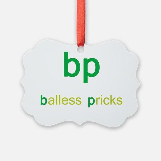 bp Ornament
