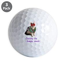 StevieMardiGras Golf Ball