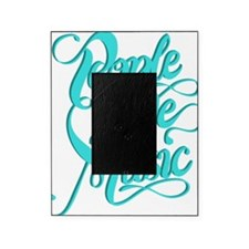 People Love Music 3D Picture Frame
