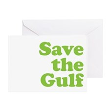 2-savethegulf2-01 Greeting Card
