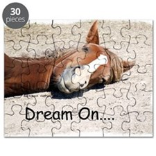 Dream On Sleeping Horse Puzzle