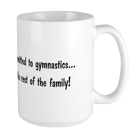 Gymnastics Mug - Parent