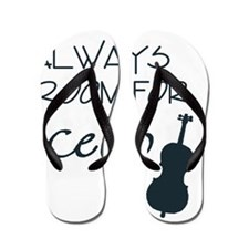 cello Flip Flops