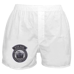 Homestead PD SWAT Boxer Shorts
