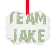 teamjakegreen Ornament