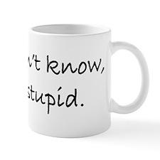 TextOnly Mug