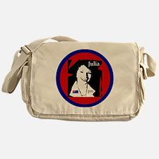 4-juliabutton Messenger Bag