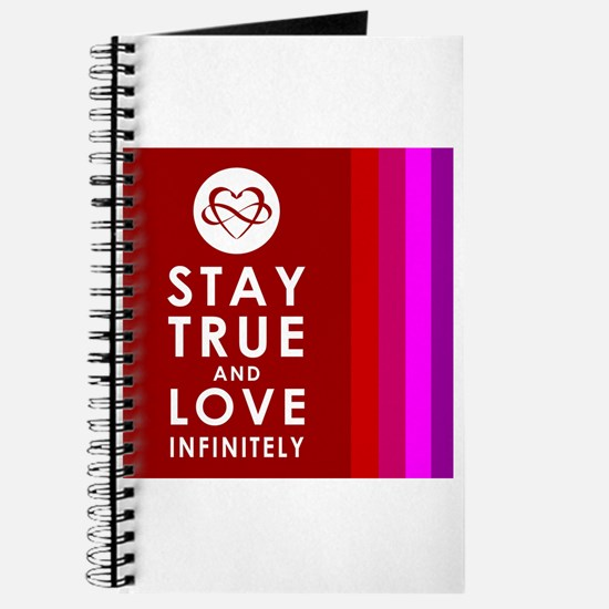 INFINITE LOVE Multicolor Journal