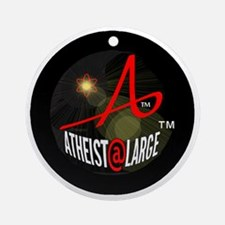 aalbright-transparent Round Ornament