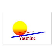 Yasmine Postcards (Package of 8)