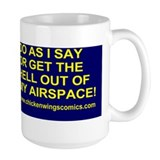Air traffic controller Coffee Mugs