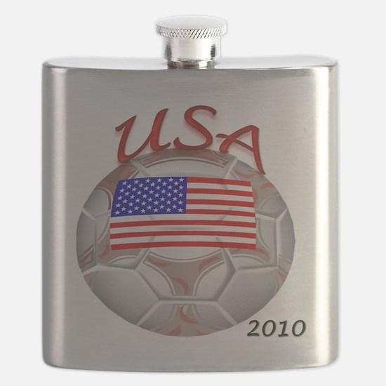 usa with 2010 Flask