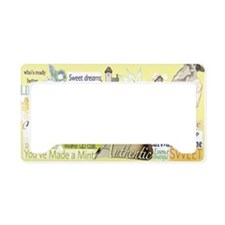 empower14x10lgprintreg License Plate Holder