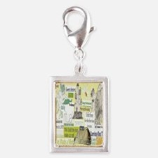 empower5x8yellow Silver Portrait Charm